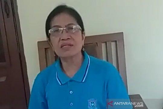 Ibu ketua geng motor Ezto viralkan video salahkan pihak kepolisian