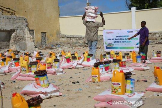 ACT beri bantuan ke pengungsi di Somalia jelang Idul Fitri