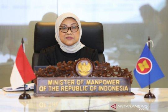 Menaker dorong peta jalan pascapandemi ASEAN bidang ketenagakerjaan