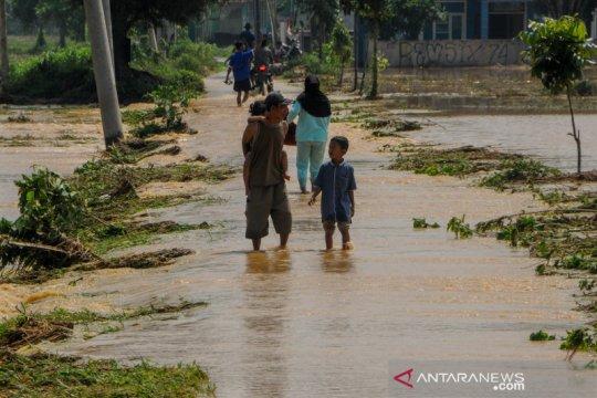 Banjir luapan sungai Cibereum