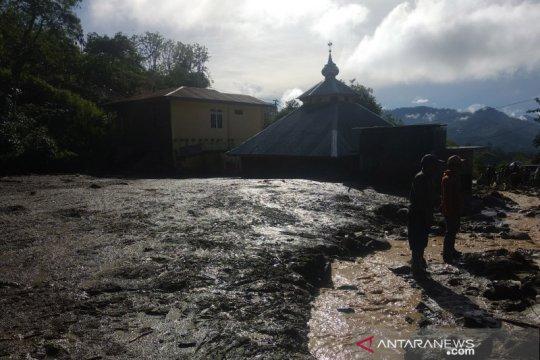 Dampak banjir bandang di Aceh Tengah