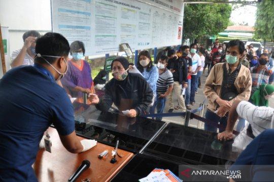 Pegawai BPJS Kesehatan Medan positif COVID-19 bertambah jadi 23 orang