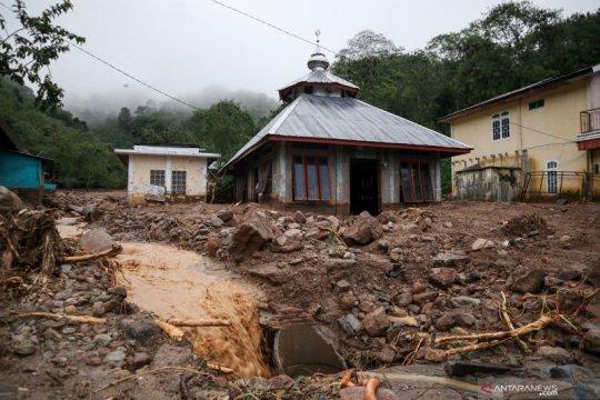 Pasca banjir bandang di Aceh Tengah