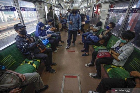 Staf Ahli: Cakupan Angkutan umum bakal capai 80 persen di Jabodetabek