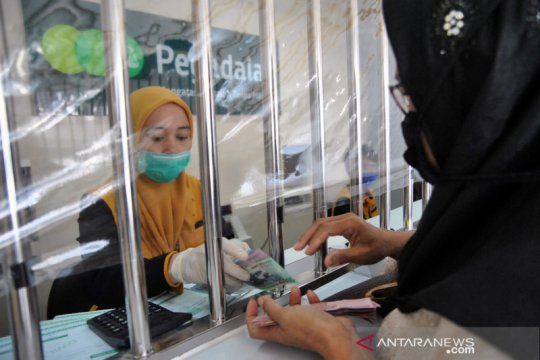 Transaksi Pegadaian Bogor meningkat jelang Lebaran