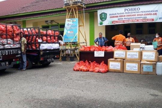 Dukung penanganan COVID-19, Tambang Martabe beri bantuan Rp2,3 miliar