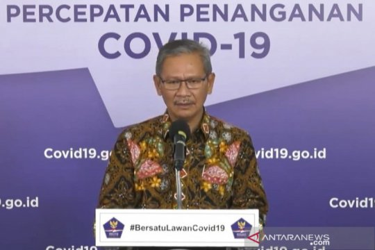 Jubir Pemerintah: PSBB senjata untuk kendalikan laju COVID-19