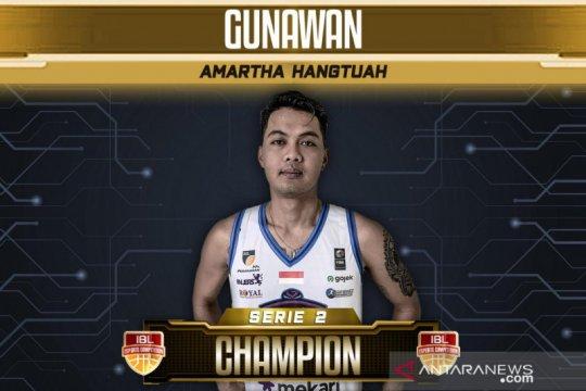 Tundukkan Abraham Wenas, Gunawan menangi IBL Esports seri kedua