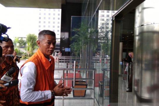 JPU KPK limpahkan berkas perkara Wahyu Setiawan ke Pengadilan Tipikor