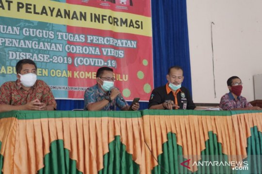Enam orang tenaga medis di OKU positif COVID-19