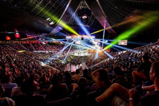 ONE Championship masuk 10 besar olahraga paling menarik di dunia