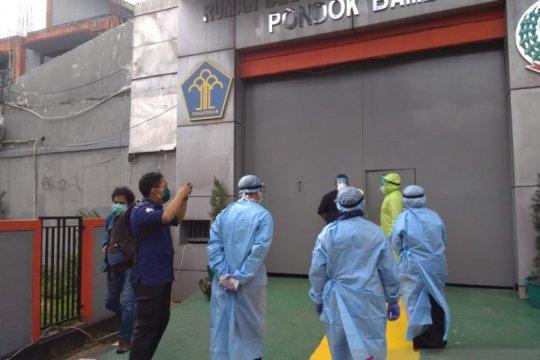 """Kejati fasilitasi 300 """"rapid test"""" untuk tahanan Rutan Pondok Bambu"""