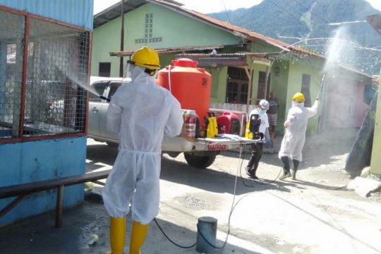122 warga Pasar Lama Sentani reaktif setelah jalani rapid test