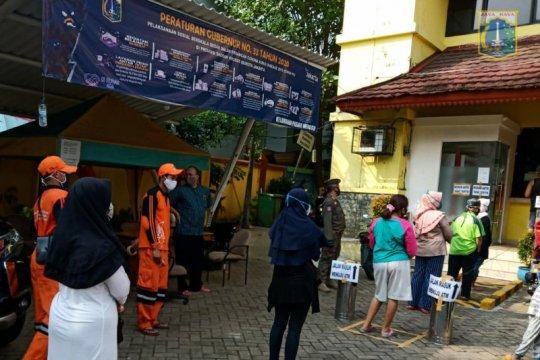 Jaksel antisipasi kerumunan warga di ATM Bank DKI