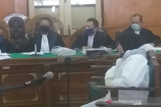Terdakwa akui bunuh hakim Jamaluddin karena tidak tahan disakiti