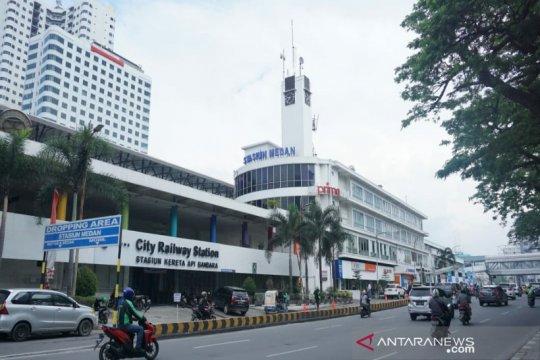 1.098 tiket mudik KA Sumatera Utara belum dibatalkan calon penumpang