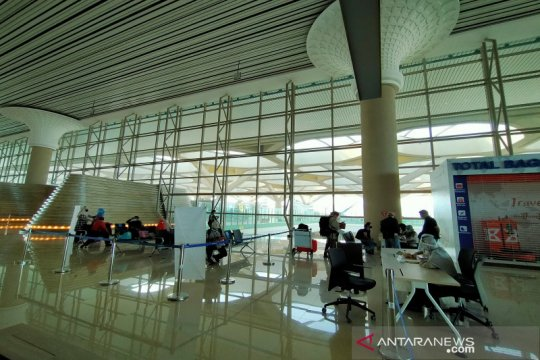 "AP I siapkan 500 alat ""rapid test"" di Bandara Internasional Yogyakarta"