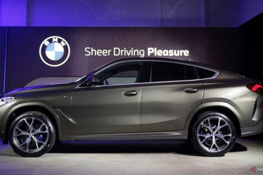 Spesifikasi dan harga BMW New X6