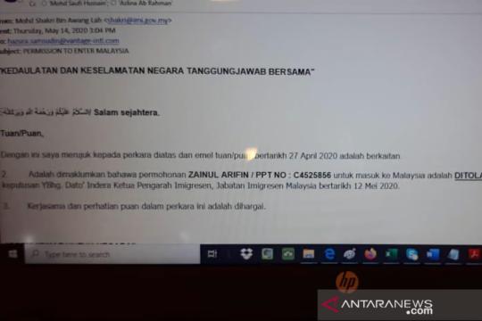 WNI tertahan di Bandara KLIA Kuala Lumpur