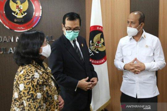 LPSK -- BNPT teken nota kesepahaman perlindungan korban terorisme