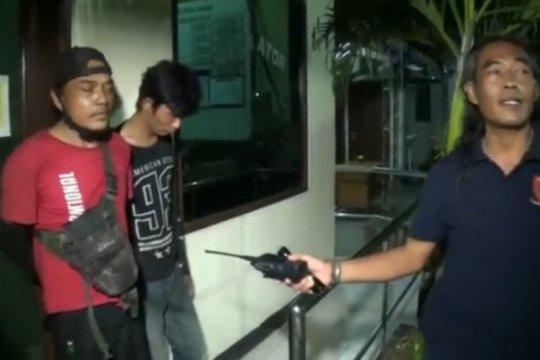 Polisi tangkap pencuri bahan bangunan renovasi Puskesmas