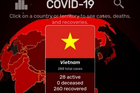 Pilot Inggris keluar RS, simbol keberhasilan Vietnam tangani COVID-19
