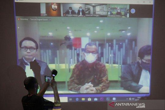 KPK eksekusi Emirsyah Satar ke Lapas Sukamiskin