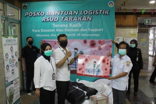 PT PPI salurkan bantuan APD tahap pertama ke RS Tarakan Jakarta