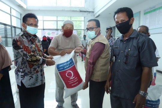 Pemkot salurkan 64,82 ton beras bantuan Qatar Charity di Banda Aceh