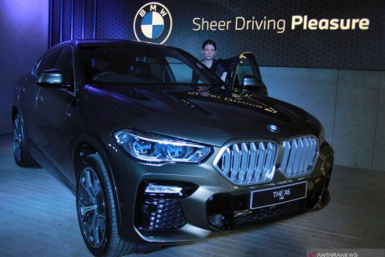 Peluncuran The New BMW X6