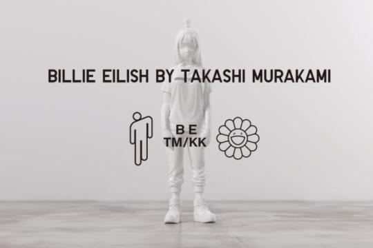 Billie Eilish kolaborasi dengan Uniqlo untuk koleksi T-shirt
