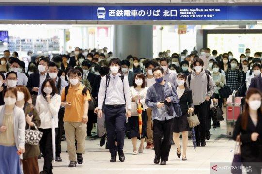 Jepang segera cabut status darurat COVID-19 di Osaka, Kyoto, Hyogo