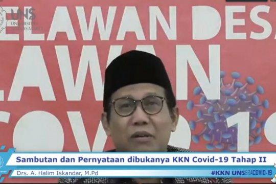Menteri Desa PDTT: Mahasiswa KKN bantu pemerintah