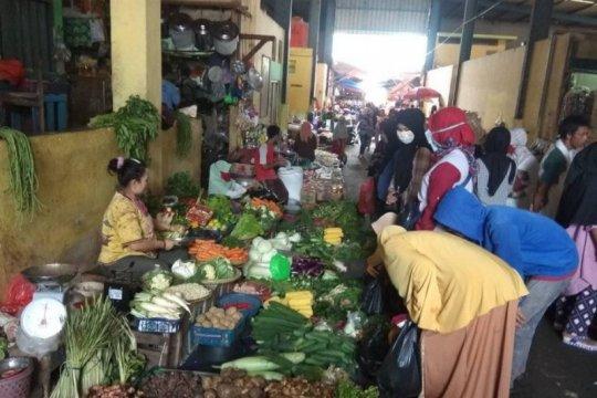 Pedagang pasar sebut daya beli warga Lebak membaik usai pencairan BLT