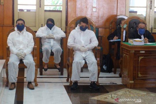 Terdakwa pembunuh hakim PN Medan dituntut hukuman seumur hidup