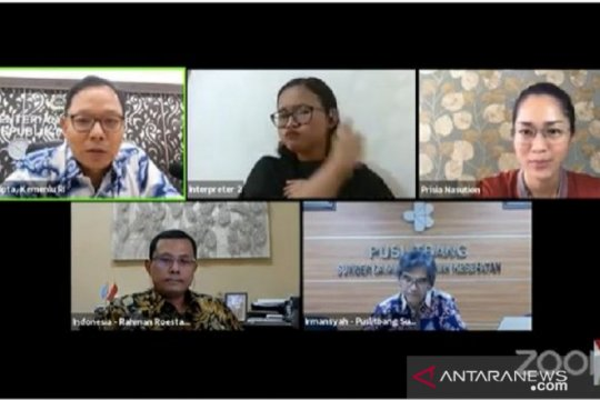 Indonesia dorong akses berbagi vaksin COVID-19 lewat forum dunia
