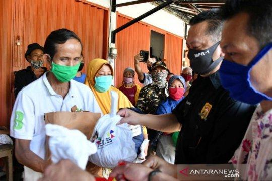 MPR: WNI terpapar COVID-19 harus dapatkan pelayanan kesehatan layak