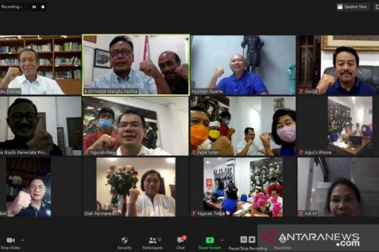 Anggota DPD: Bali jangan terlena berhasil tangani COVID-19