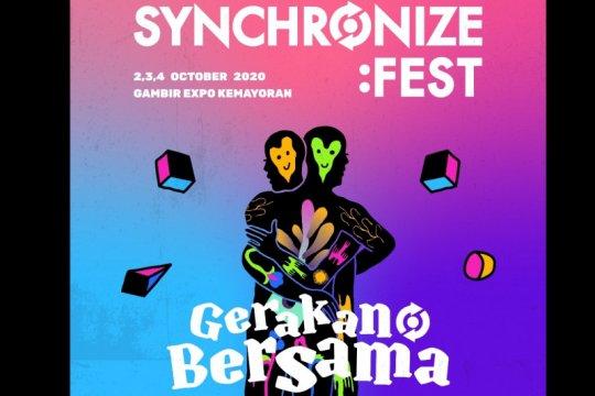 Synchronize Fest inisiasi gerakan bantu pekerja terdampak COVID-19