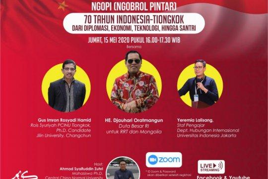 Dubes dorong NU lebih berperan dalam hubungan Indonesia-China