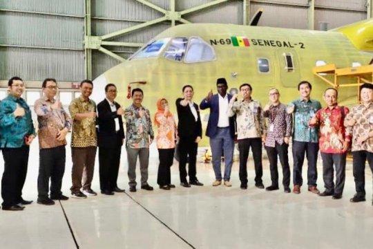 Untuk ketiga kalinya, Senegal beli pesawat CN-235 buatan PTDI