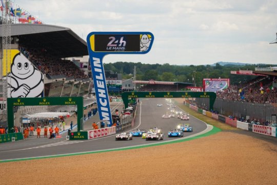 Le Mans 24 Hours tetap digelar tapi tanpa penonton