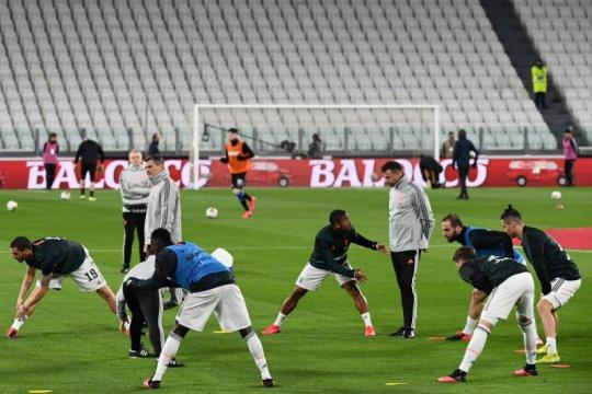 Klub-klub Serie A juga sudah bisa latihan berkelompok mulai Senin