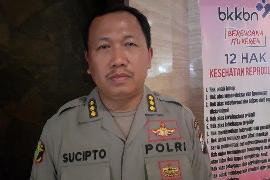Satu personel Polresta Padang positif COVID-19 setelah tes swab