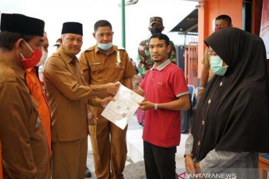Selain orang kaya, Penerima BST di Nagan Raya sudah meninggal dunia