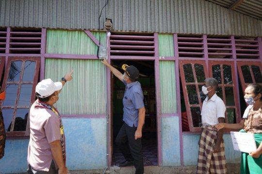 Dukung pos perbatasan dengan Timor Leste, PLN pasok listrik 2 desa NTT