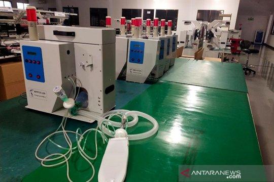 UNDP, WHO dan IOM salurkan 33 ventilator untuk Indonesia