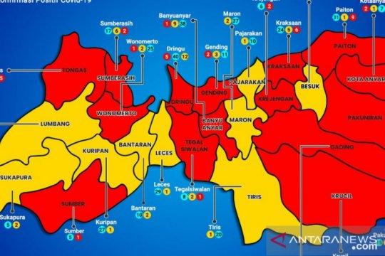 Usai meninggal, satu warga Probolinggo-Jatim terkonfirmasi positif