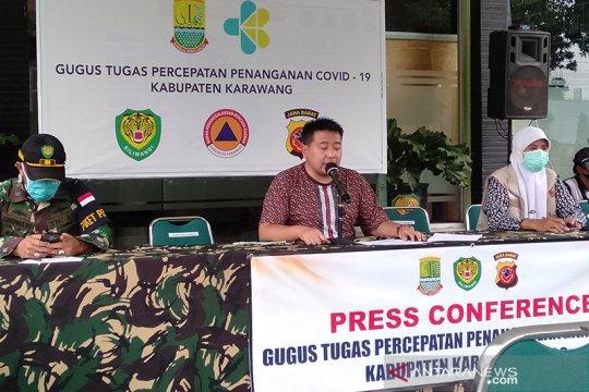Gugus Tugas Karawang klaim kasus COVID-19 menurun selama PSBB Jabar