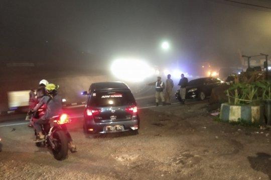 Satgas COVID-19 Cianjur paksa balik seratusan mobil luar daerah
